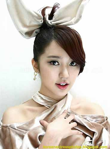 Yoon Eun Hye-Beautiful South Korean Actress
