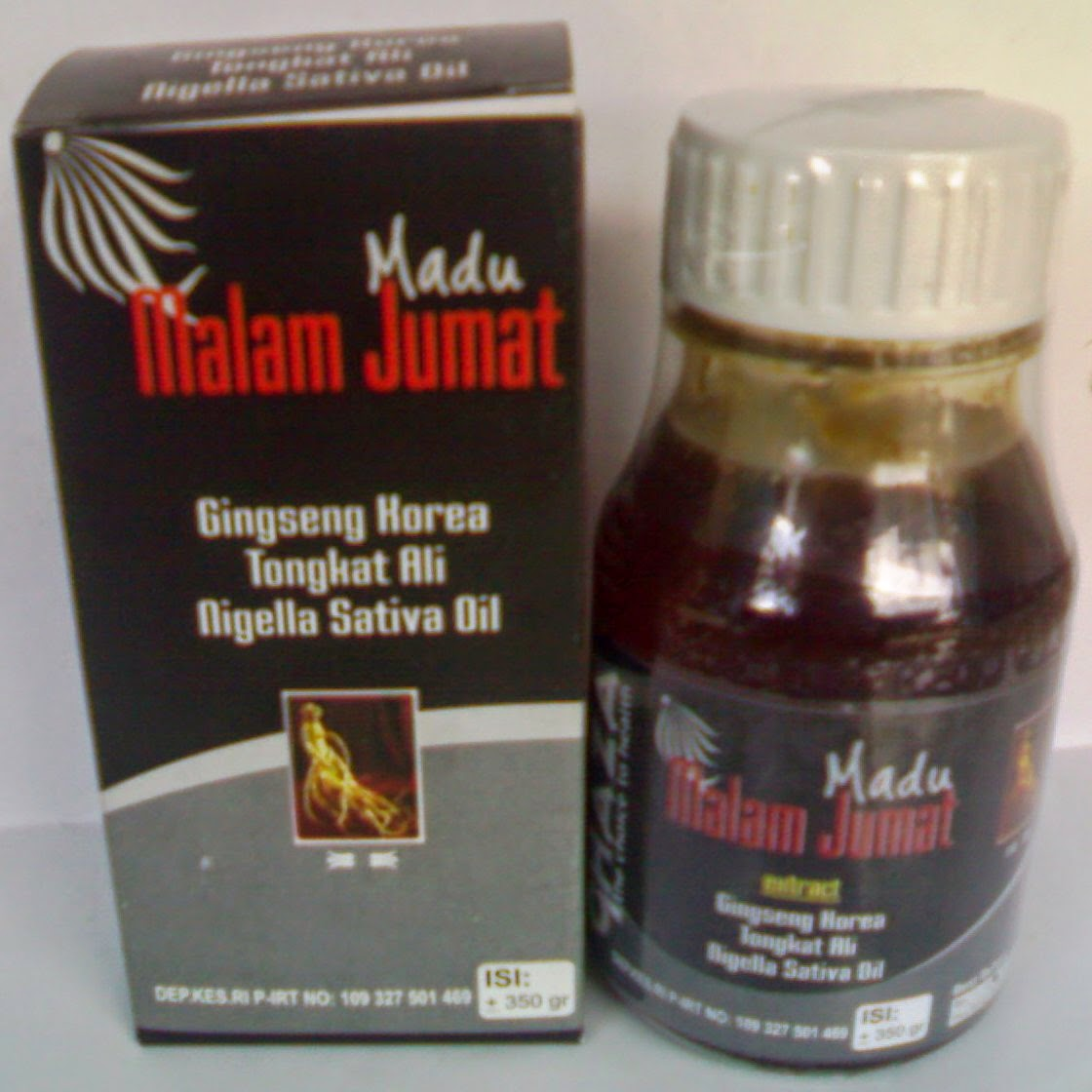 Madu Malam Jum'at Andiherbal.com