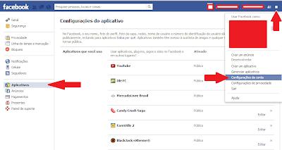 Como remover aplicativos com vírus no Facebook
