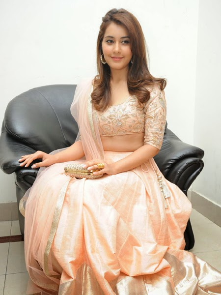 Rashi Khanna Stills at Jil Audio Launch Event