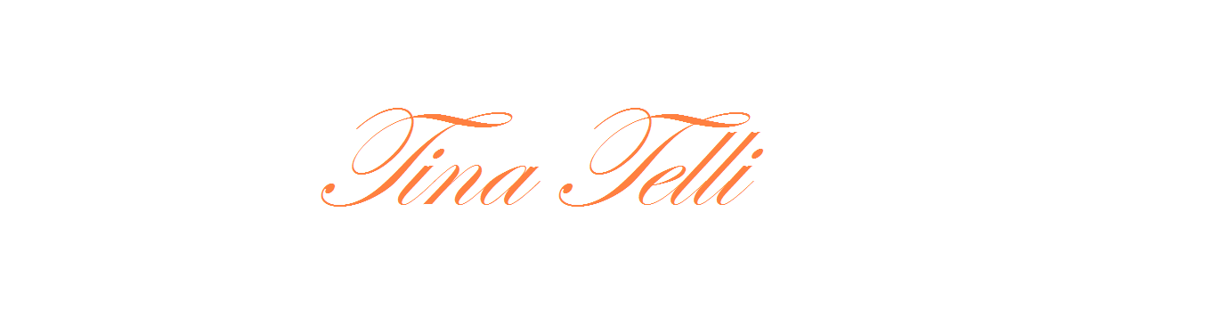 Tina Telli's fashion blog