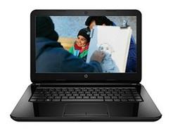 HP 14-r241TU 14-inch Laptop (Pentium/2GB/500GB/Windows 8.1/without Bag) Sparkling Black