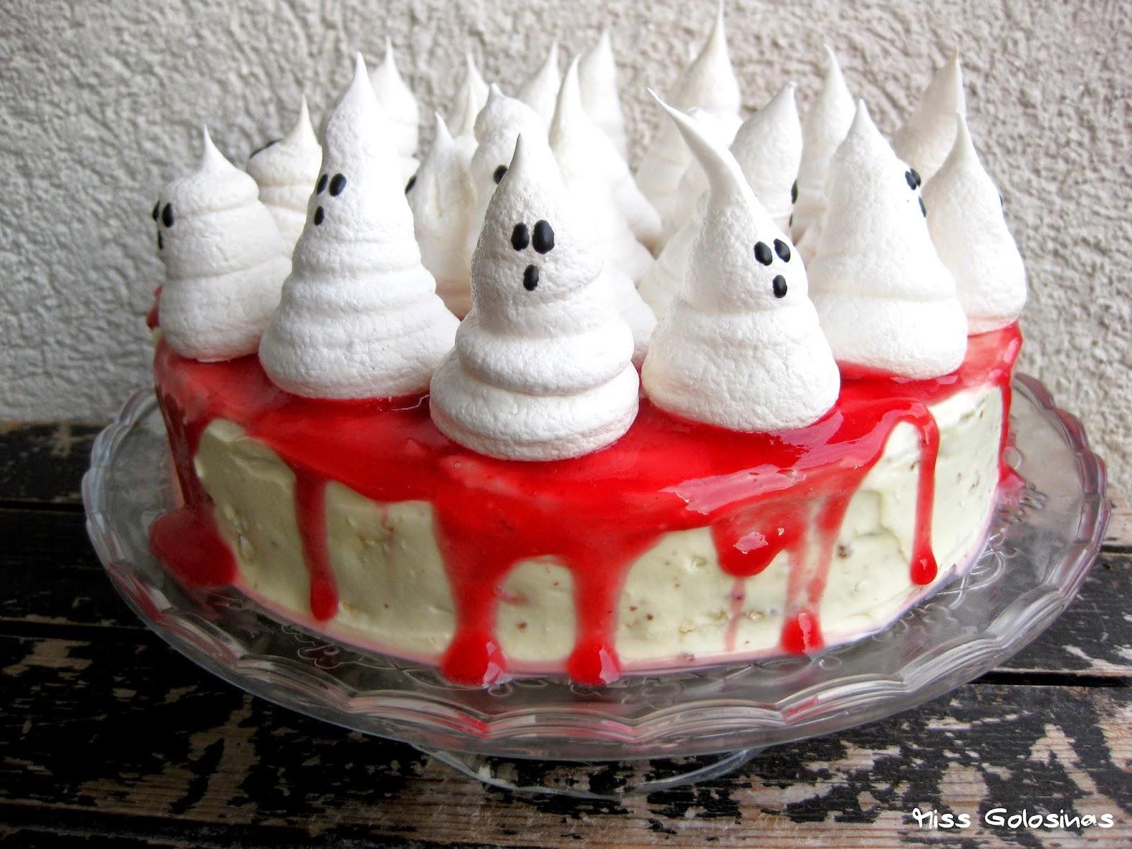 Geistertorte, ghost cake,