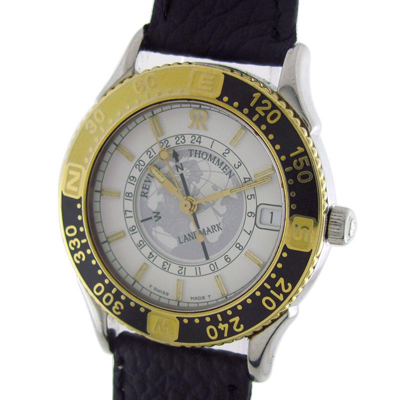 Google vintage watch wrist