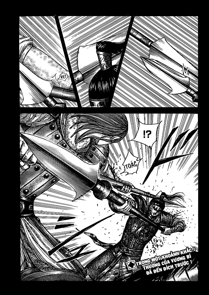 Kingdom - Vương Giả Thiên Hạ Chapter 396 page 3 - IZTruyenTranh.com