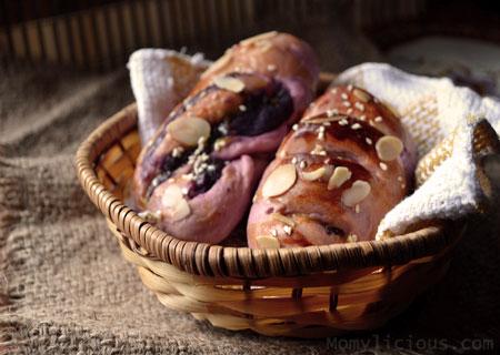 Roti Ubi Ungu