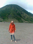 First Time at Bromo