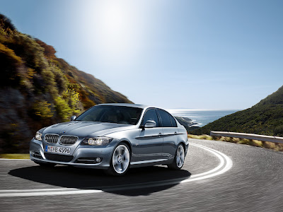 BMW 3 series 2012 sedan wallpaper