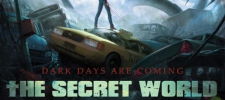 The Secret World MMORPG Logo