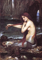 The Mermaid, John William Waterhouse