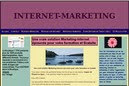 Site INTERNET-MARKETING