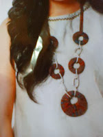 peluang bisnis seni kerajinan kalung mix batik