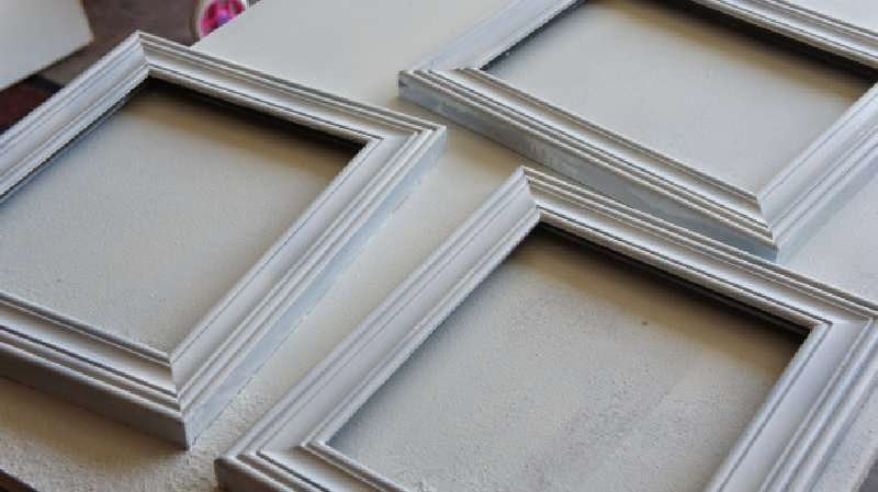 Como hacer un marco para fotos con palets - Marcos rusticos para fotos ...
