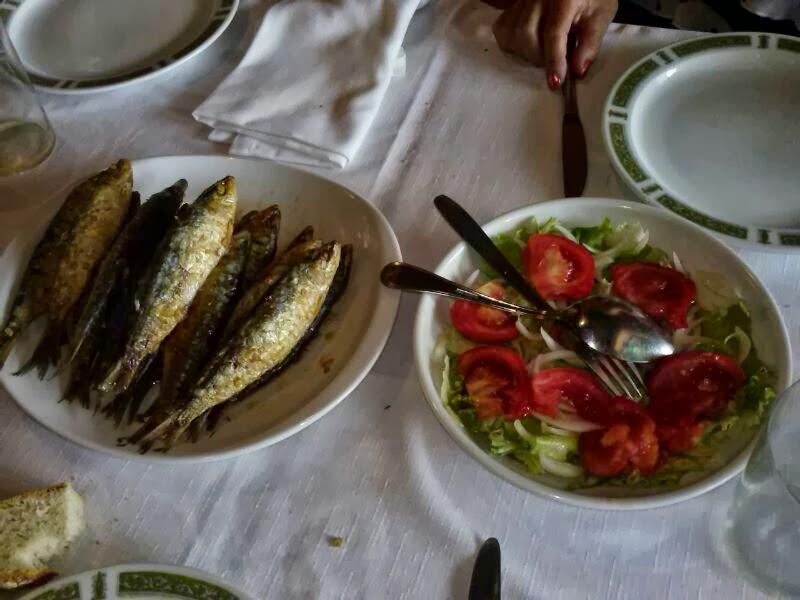 gijon puerto cholo sardinas