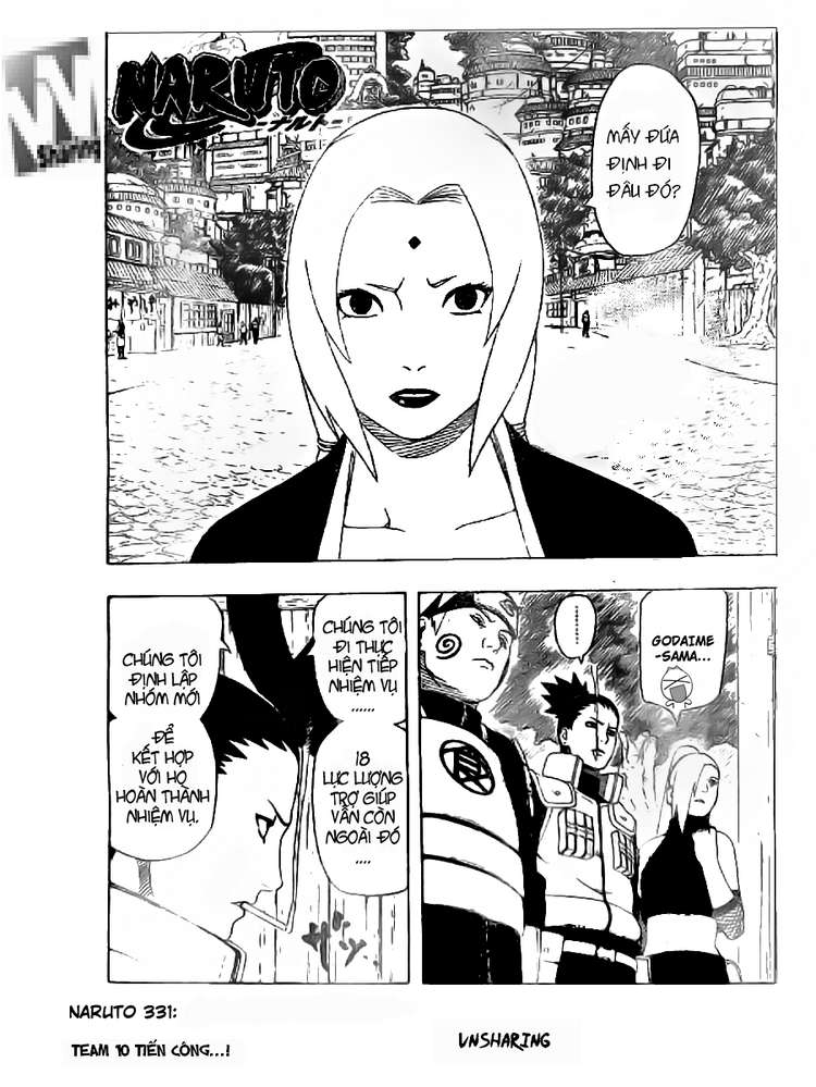 Naruto - Chapter 331 - Pic 3
