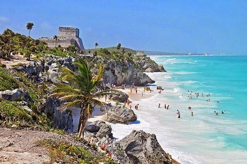Tulum en la Riviera Maya, México