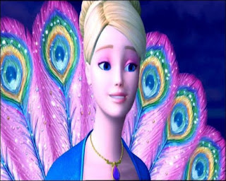 Gambar Kartun Barbie Princess Rosella