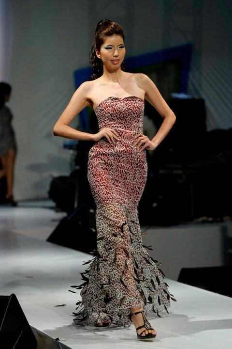 Faizell Azraff The Fashion Designer Masif Fashion Show At