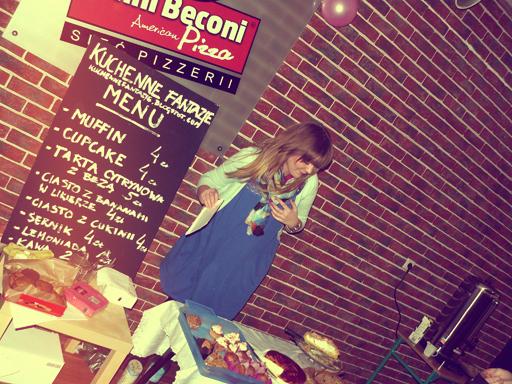 Restaurant Day, Kuchenne Fantazje, Konin, restauracja, ciasta, desery, muffin, cupcake, tarty, jednodniowa restauracja,