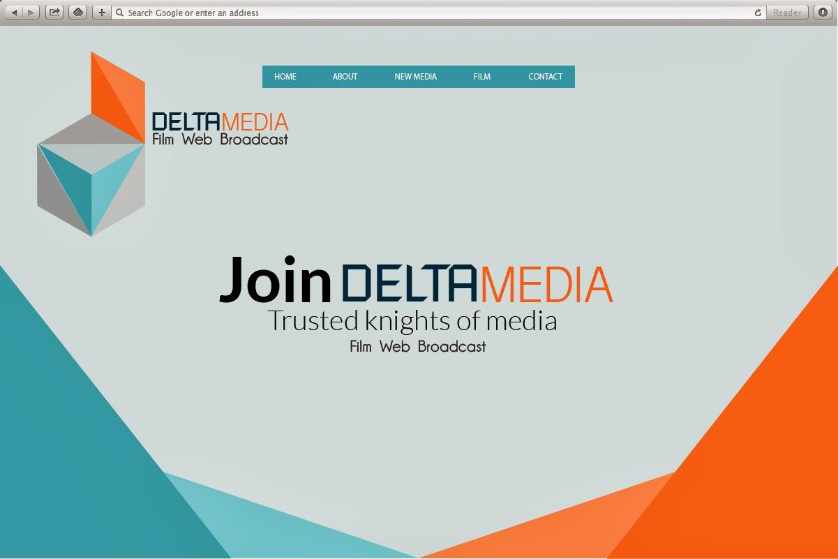 Delta Media | Unit 41 - Words & Images in graphic design