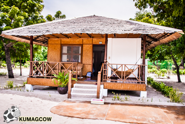 Our home in coron club paradise palawan kumagcow com for Modern native house design