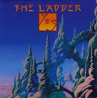 Yes - The Ladder album cover