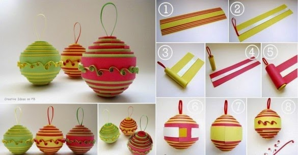 How to recycle do it yourself christmas decor tutorials christmas decor arent on top of our shopping list the economic slump inspired a creative crafters to make simple adorable and affordable diy decors solutioingenieria Choice Image