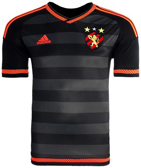 Adidas lança camisa reserva do Sport Recife - Show de Camisas d9ce10a90978f