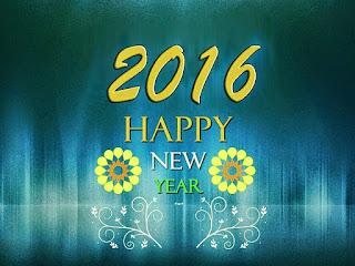 Kartu Ucapan Happy new year 2016 selamat tahun 2016 8