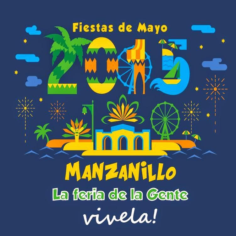fiestas de mayo manzanillo 2015
