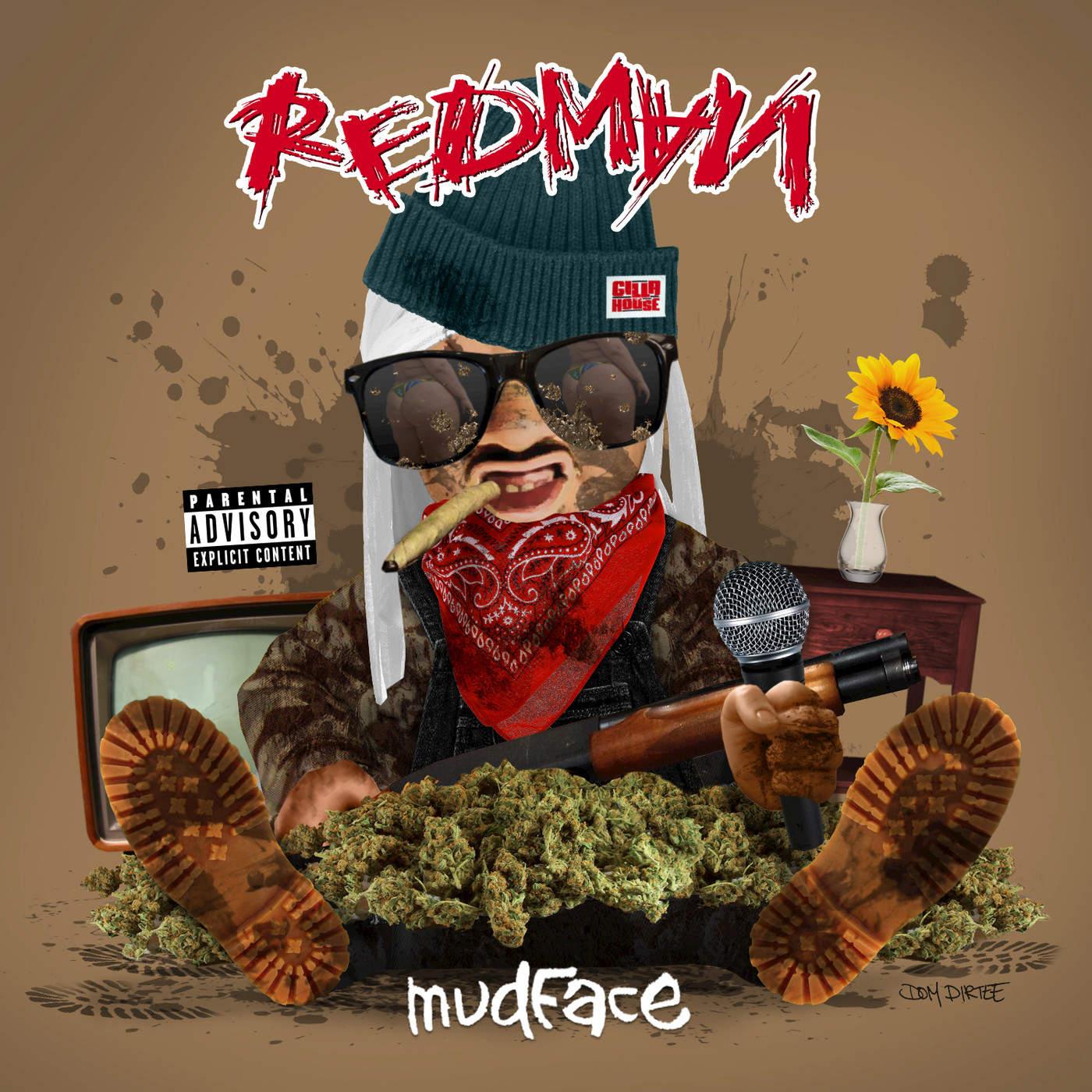 Redman - Mudface Cover