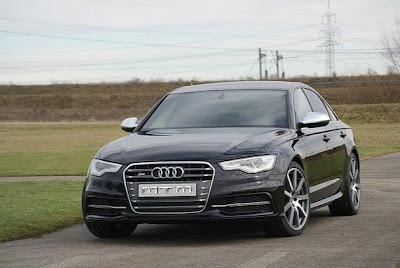 Préparation : Audi S6 by MTM