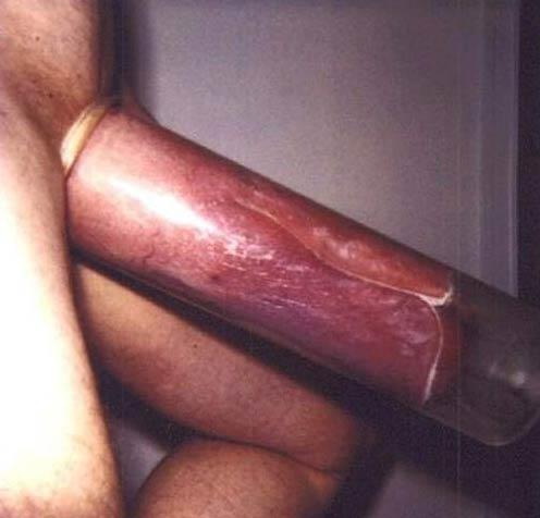 rubber slut story