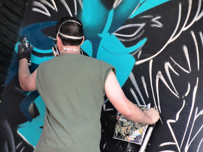Aerosol kings Meeting of styles