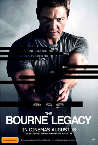 Watch Online The Bourne Legacy Hindi Dubbed High Quality DVD