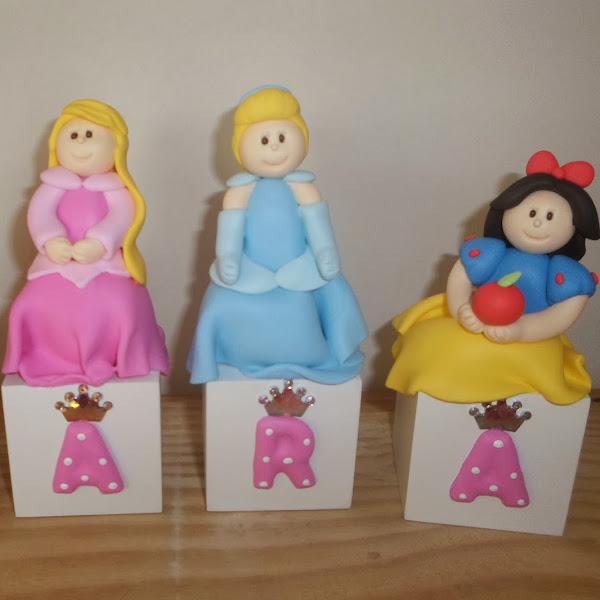 Cubos das Princesas