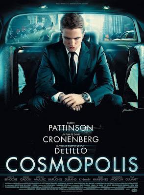 Cosmopolis (2012) [Dvdrip] [Latino] [1 Link]