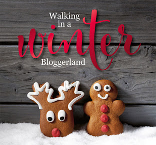 Walking in a Winter Bloggerland