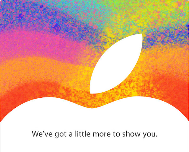 Apple Event on October 23