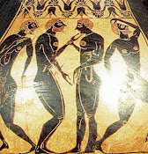 Homoerotic Art in ancient Greece