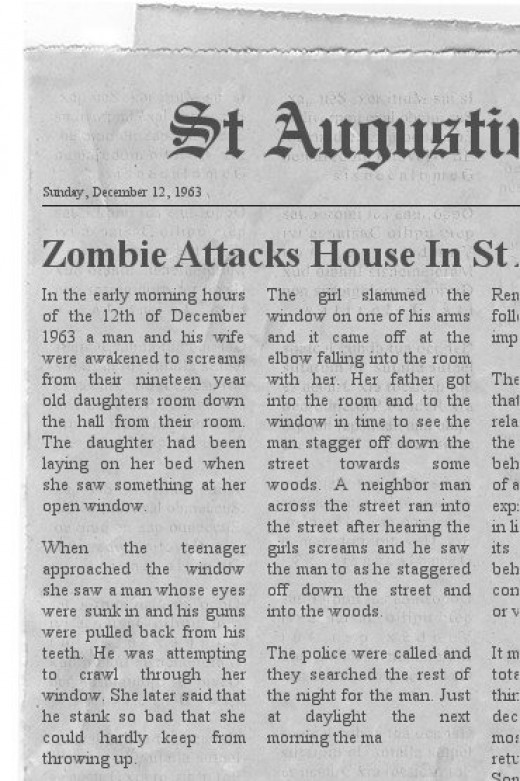 The Zombie Apocalypse Is Here