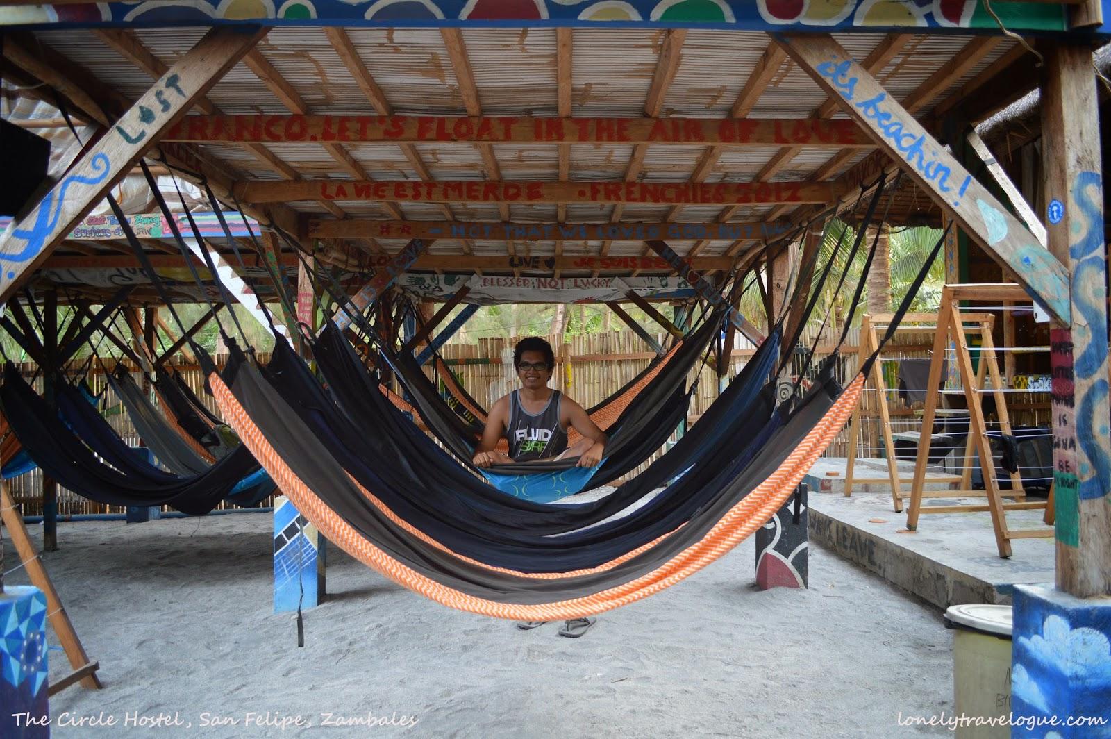 sa hammock tepok ang lamok  lonely travelogue  where to stay in liw liwa san felipe zambales      rh   lonelytravelogue