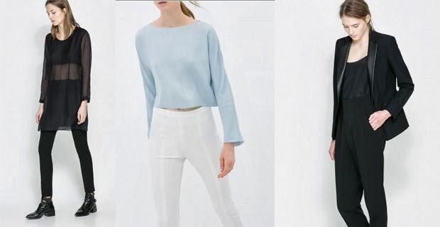 Look like a model marzo 2014 for Zara nuova apertura