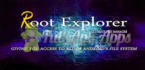Root Explorer v3.3.3 Apk Best File Manager Android