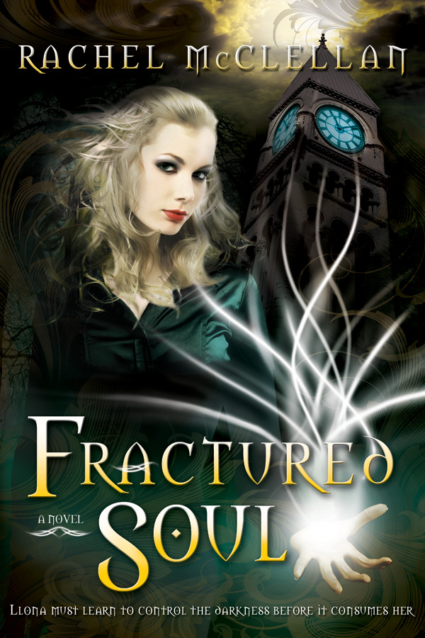 Fractured Soul book cover