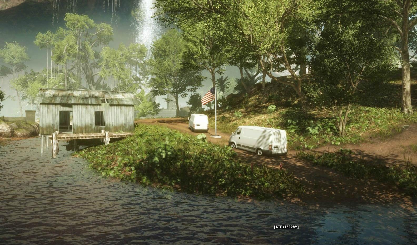 8 novas imagens mostram o modo Chain Link no Mapa da Comunidade para Battlefield 4