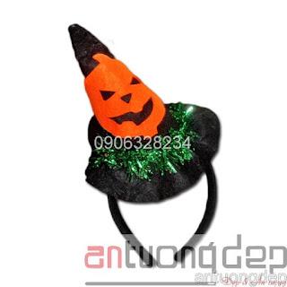 bán phụ kiện halloween