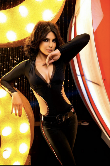 Hot First Look: Priyanka Chopra is electric Babli Badmaash