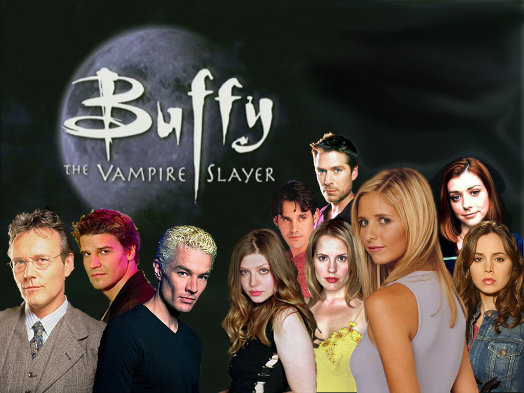 buffy the vampire slayer Buffy the vampire slayer is a 1992 american comedy horror film about a valley girl cheerleader named buffy who learns that it is her fate to hunt vampires the film.