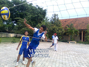 anak main volly